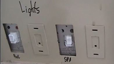 Pool or Spa Light Switch Replacement- X10:,Lighting